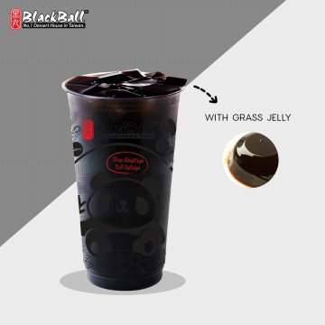 BlackBall Central Park: XIAN CAO TEA WITH GRASS JELLY
