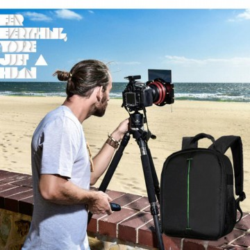 1PC Camera Backpack Bag Waterproof DSLR Case for Canon for Nikon for Sony