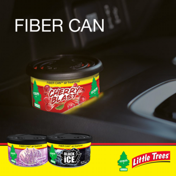 Little Trees Fiber Can Air Freshener Jasmin