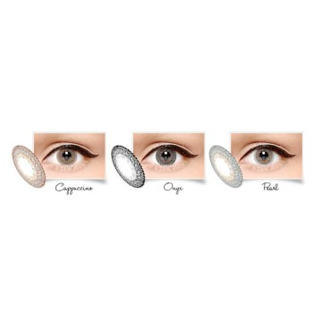 [NEW] X2 Sanso - Color by Softlens Exoticon (Silicon Hydrogel - 3 Pilihan Warna)