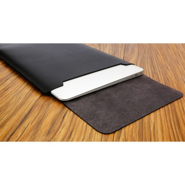 Sleeve Case Kulit Xiaomi Mi Notebook Air 13.3 Inch (OEM) - Black
