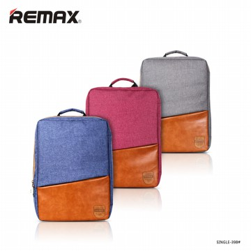 Remax Fashion Notebook Bags - Double 398 - Red