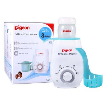 PIGEON Bottle and Baby Food Warmer New Model - BPA Free