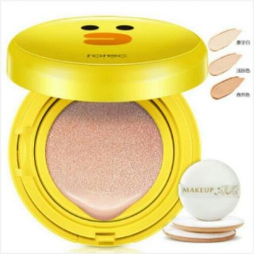 ROREC Korea BB Cream Air Cushion with Cute Cartoon Character