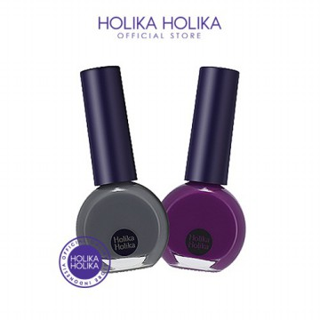 (1+2) Holika Holika Basic Nails 2013 FW Collection
