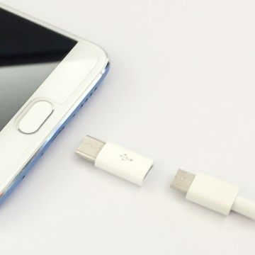 (buy one get one type-C)USB Adapter to Lightning for iPhone Cable Converter USB Charger&Sync Data