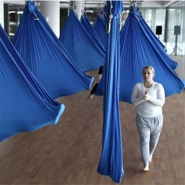Anti Gravity Swing Yoga Hammock 5M - Blue