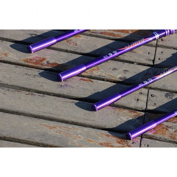 Zhenyi Joran Pancing Carbon Fiber Telescopic 2.1M - Purple