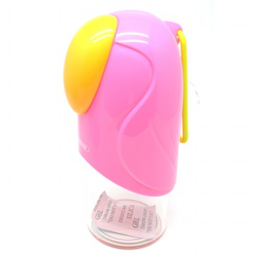 Remax Botol Minum Parrot Series Water Bottle 280ml - RCUP-017 - Pink