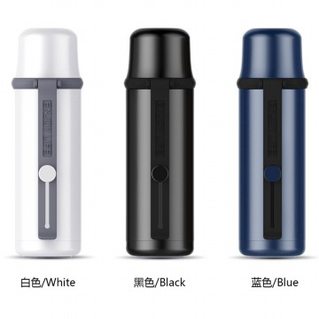 Remax Botol Thermos Stainless Steel 350ml - RT-CUP43 - Blue