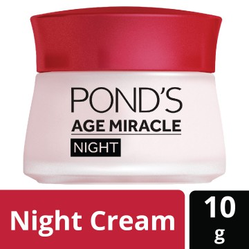 PONDS AGE MIRACLE NIGHT CREAM 10G