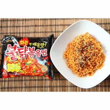 Samyang Hot Spicy Chicken Ramen Spicy [5 pcs ]