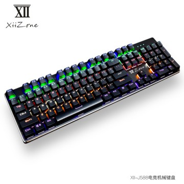 Remax Mechanical Gaming Keyboard - XII-J588 - Black