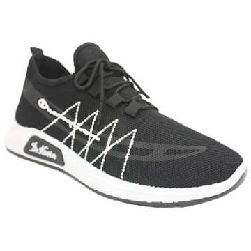 Dr. Kevin Mens Sneakers  889-007 - Black/White
