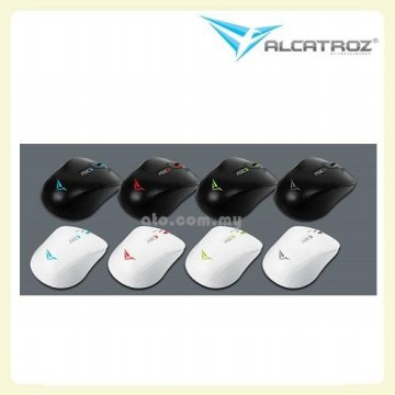 Alcatroz Asic 3 High Resolution Optical Mouse