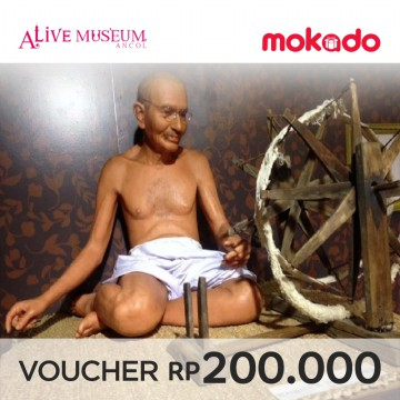 Paket Combo ( Alive Star + Museum) Weekdays