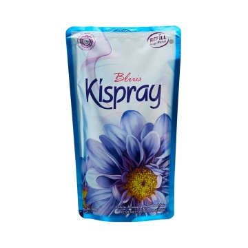 Kispray Refill Pouch Bluis 300Ml x5
