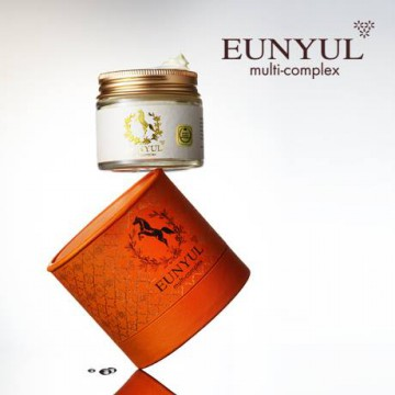 [EUNYUL] Horse Oil Cream 70g/anti-wrinkle,whitening/ Korea Cosmetics