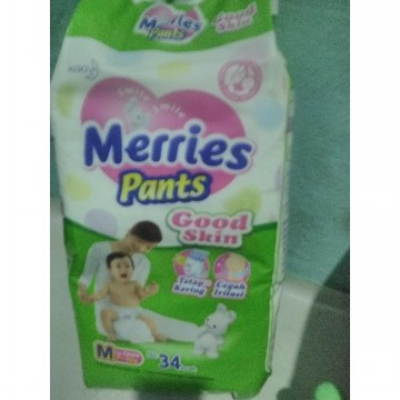 HEMAT... Marries Pants Good Skin Size M34