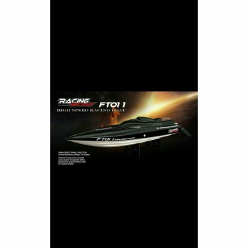 RC Boat Feilun FT01 1 Brushless Water Cooling 50km/h High Speed Racing