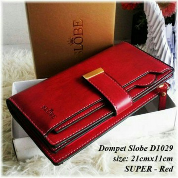 Binx Fashion Slobe D1029 Wallet - (7 Warna)