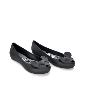 Melissa Mickey Mouse Flat Shoes