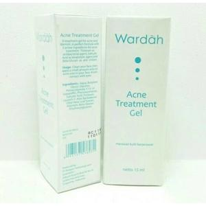 Wardah Acne Treatment Gel 15 ml - 3pcs