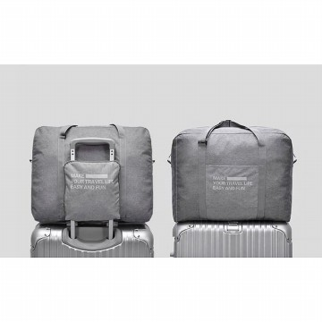 NEW FOLDING TRAVEL BAG HAND CARRY 2.0 - BISA DI LIPAT