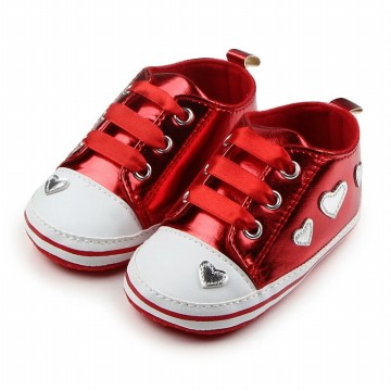 Saneoo Lovely Prewalker Baby Shoes