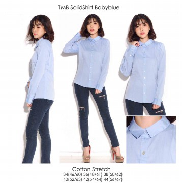 Women Plain Collar Shirt and Check Shirt