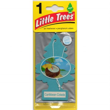 LITTLE TREES Caribbean Colada