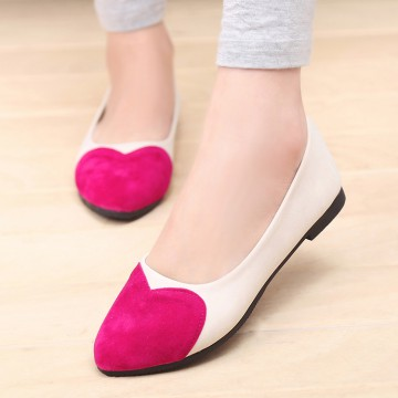 Free shipping spring European and American style Women's single shoes/sepatu