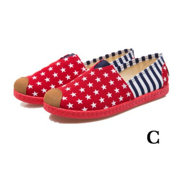 New summer style female Comfortable casual slip shoes/sepatu
