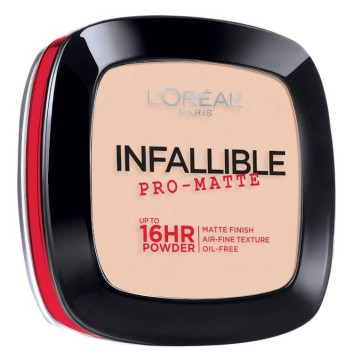 L'Oreal Paris MakeUp Powder Infallible Pro Matte | Available 4 Shade