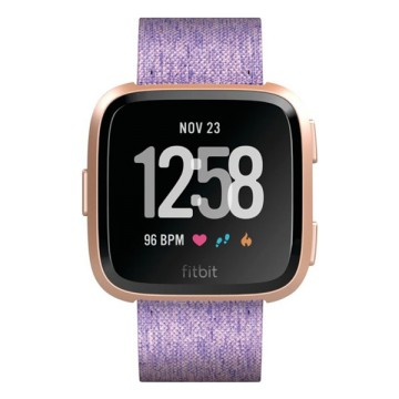 Smartwatch Fitbit Versa Special Edition - S/L | Lavender Woven