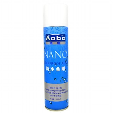Aobo Super Hydrophobic Nano Spray Coating Waterproof Liquid 300ml