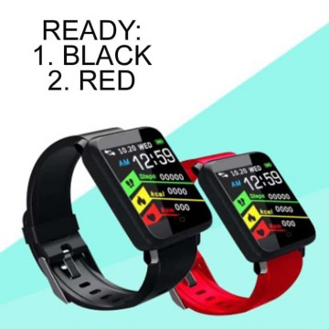 P1 Smartwatch With Heart Rate Sport Smart Watch Fitness