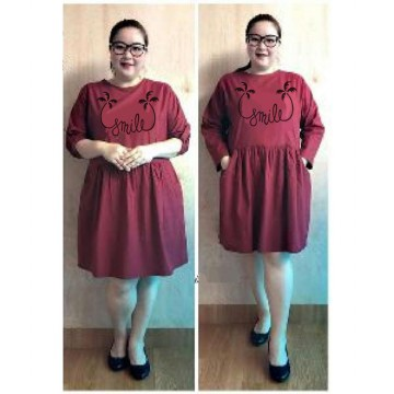 Binx Fashion Dress Wanita / Terusan Wanita/ Dress Big sz /Banyak Model
