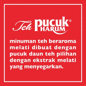 Teh Pucuk Harum Sugar Free 350 ml