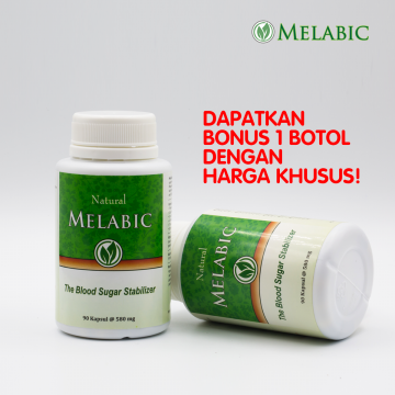 Melabic Buy 1 Get 1 PLUS BONUS