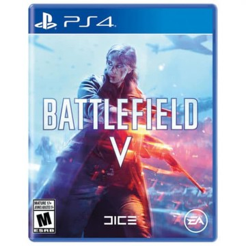 Battlefield V Game PS4 (R3)