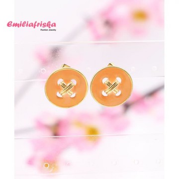 ANTING KOREA IMPORT AKSESORIS MURAH ANTING ETNIK ANTING KOREA WANITA