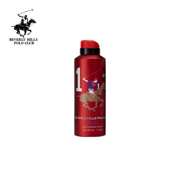 Beverly Hills Polo Club Sport 1 Deodorant Body Spray Men - 175ml