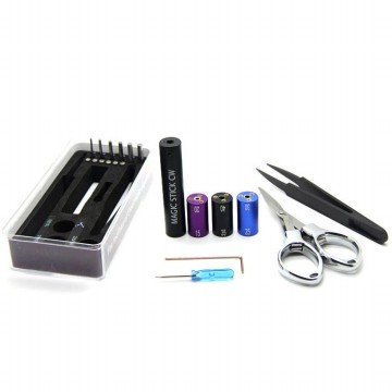 Universal Tools 6 in 1 Coil Jig Kit (Vape Tool)