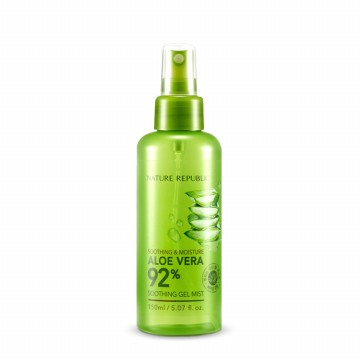 NATURE REPUBLIC Soothing & Moisture Aloe Vera 92% Soothing Gel (Mist)