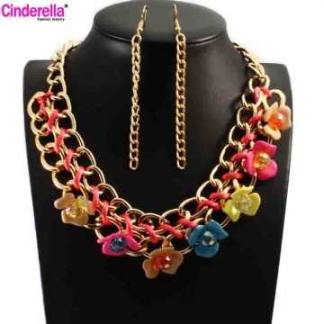 Kalung Fashion / Aksesoris Wanita / Premium Chain Necklace | Material Alloy