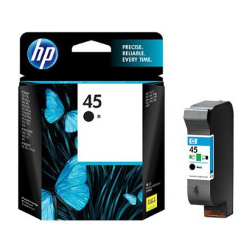 HP 45A Black Ink Cartridge [51645AA]