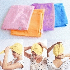 ❁ Magic Towel Drying Cap ❁