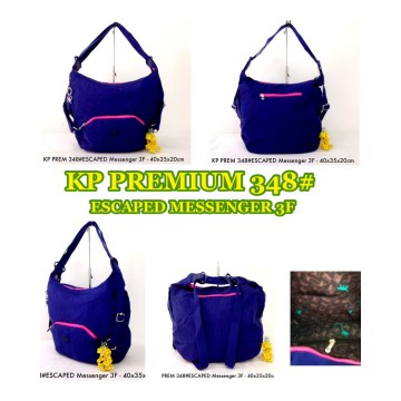 Tas Selempang Fashion Premium  Escaped  Messenger  3F 348 -1