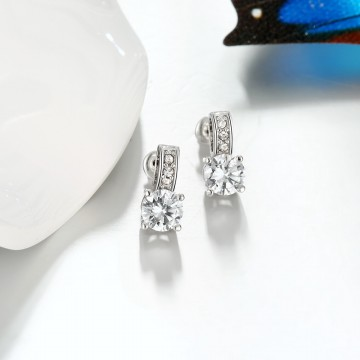 Tiaria Earrings AKE053 Aksesoris Anting Lapis Emas